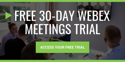Webex Free Trial